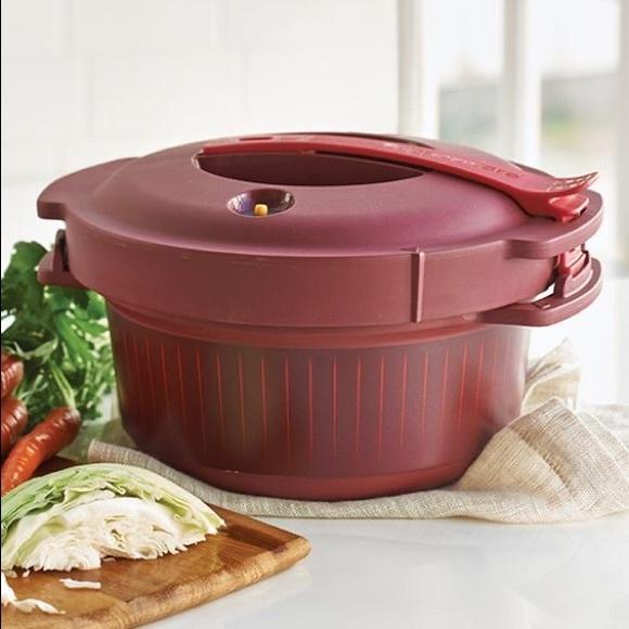 Tupperware Pressure Cooker